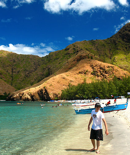 another view of Anawangin Cove, San Antonio, Zambales