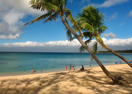 Saud Beach, Pagudpud, Ilocos Norte