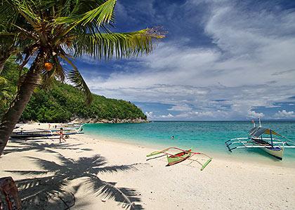white sand beach, Puting Buhangin, Pagbilao, Quezon