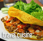 shoestring travelers cuisine